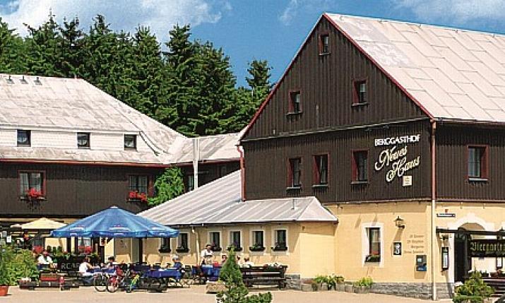 BERGGASTHOF NEUES HAUS Kurort Oberwiesenthal Sassonia