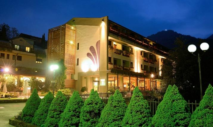Roseo hotel euroterme bagno di romagna emilia romagna - Hotel roseo bagno di romagna ...