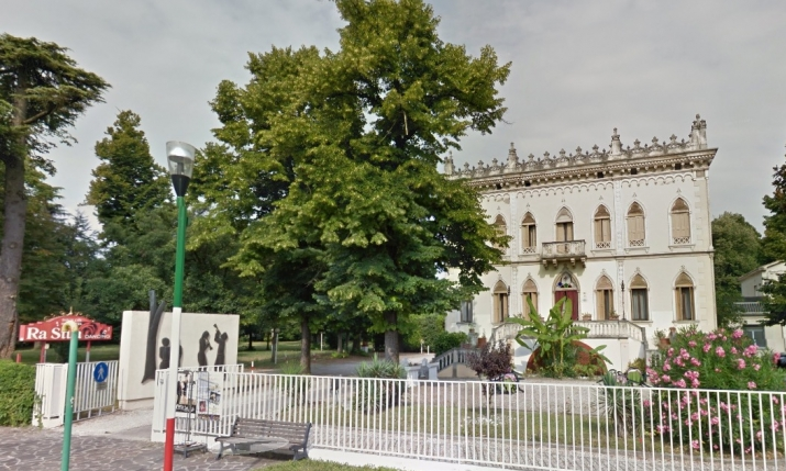 Hotel Terme Regina Villa Adele Abano