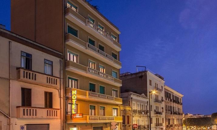 HOTEL LA TERRAZZA, Cagliari - Sardegna, Italia, Hotel per ...