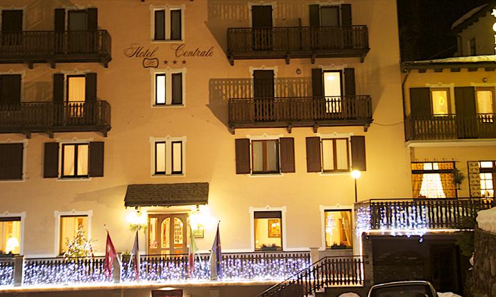 HOTEL CENTRALE, Courmayeur - Valle d\'Aosta, Italia, Hotel per ...