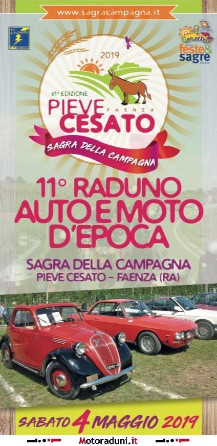 Calendario Raduni Fiat 500 2020.Motoraduni Maggio 2019