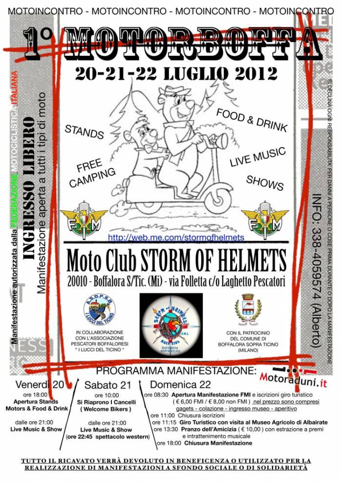 22 lug -  Motorboffa - Boffalora (MI) Raduno0207201273046