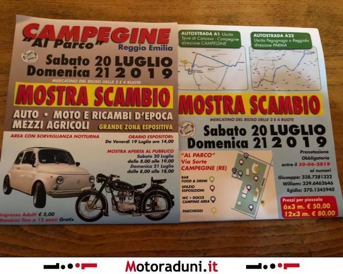 Calendario Mostre Scambio.Mostra E Scambio Di Moto Ed Auto D Epoca Mostra Scambio