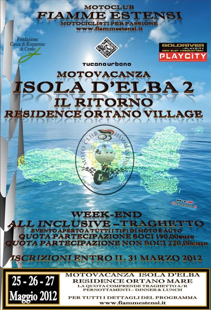 Procchio Elba Karte.2 Motovacanza Dell Isola D Elba 2012 Motoraduno Isola D