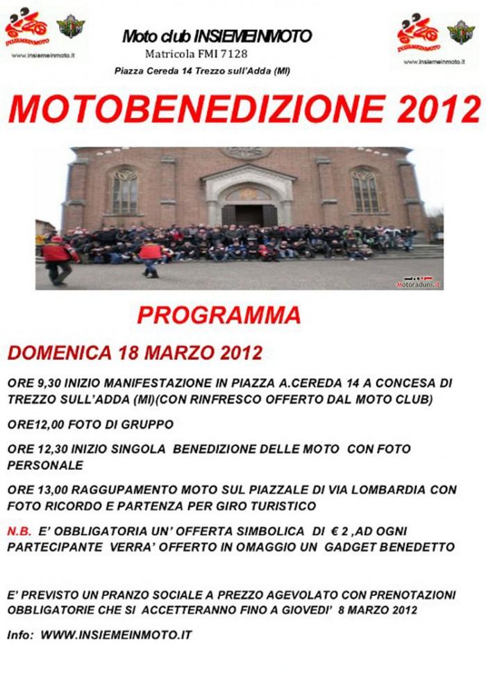 Motobenedizione-Trezzo sull'Adda 18 marzo Raduno10012012163803