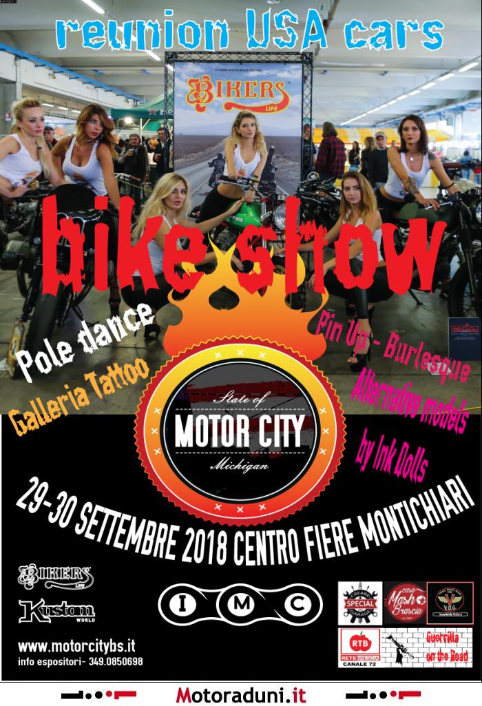 Calendario Fiera Montichiari.Motor City 6 Ed Fiera Montichiari Bs Dal 29 09 2018 Al