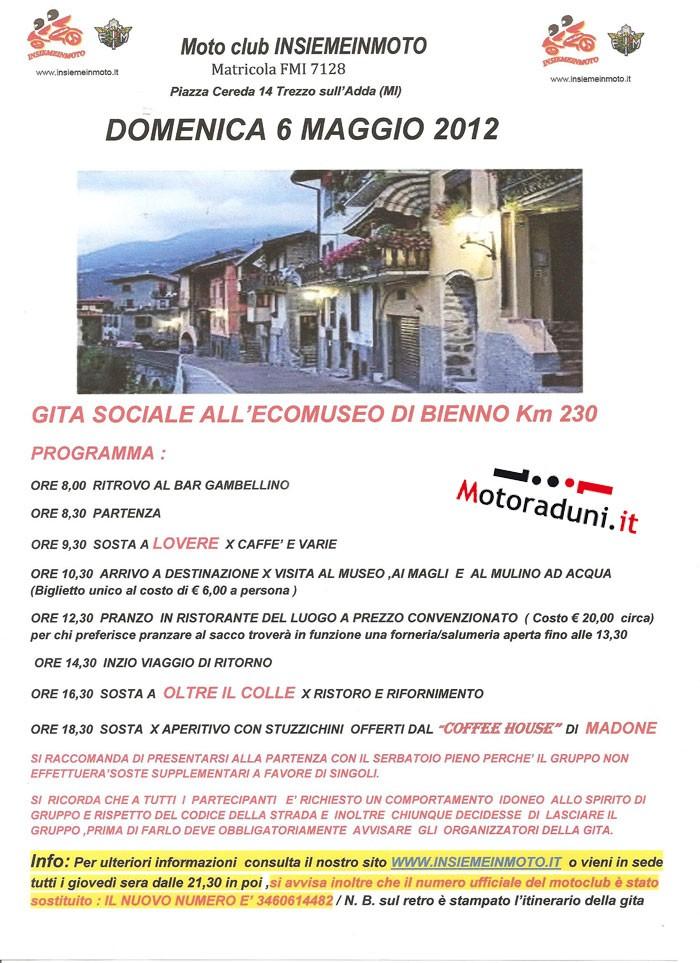 """6 magg -Motogita """"Quote Rosa"""" Trezzo sull'Adda Raduno21042012140640"""