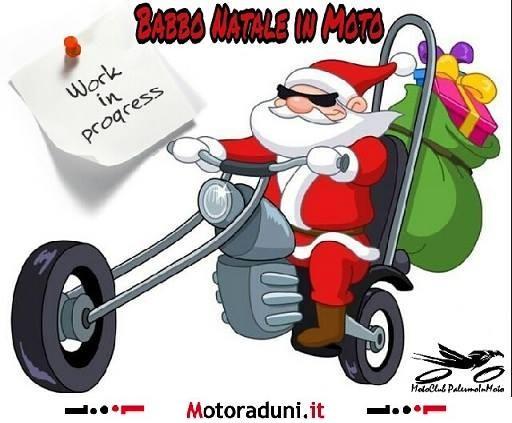 Immagini Babbo Natale In Moto.8 Babbo Natale In Moto Motoraduno Palermo Pa Dal 22 12