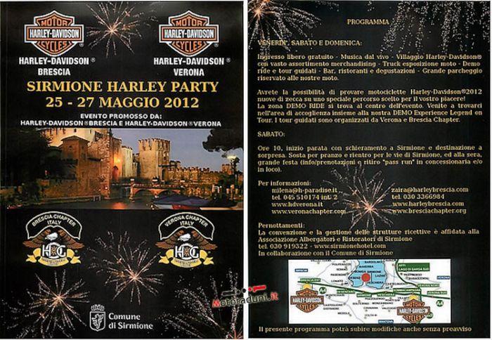 25/26/27 mag - Sirmione Harley Party Raduno2205201274626