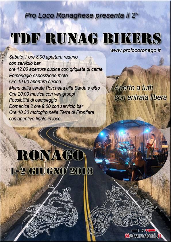 1-2 giugno TDF RUNAG BIKERS Ronago (CO) Raduno23032013100546