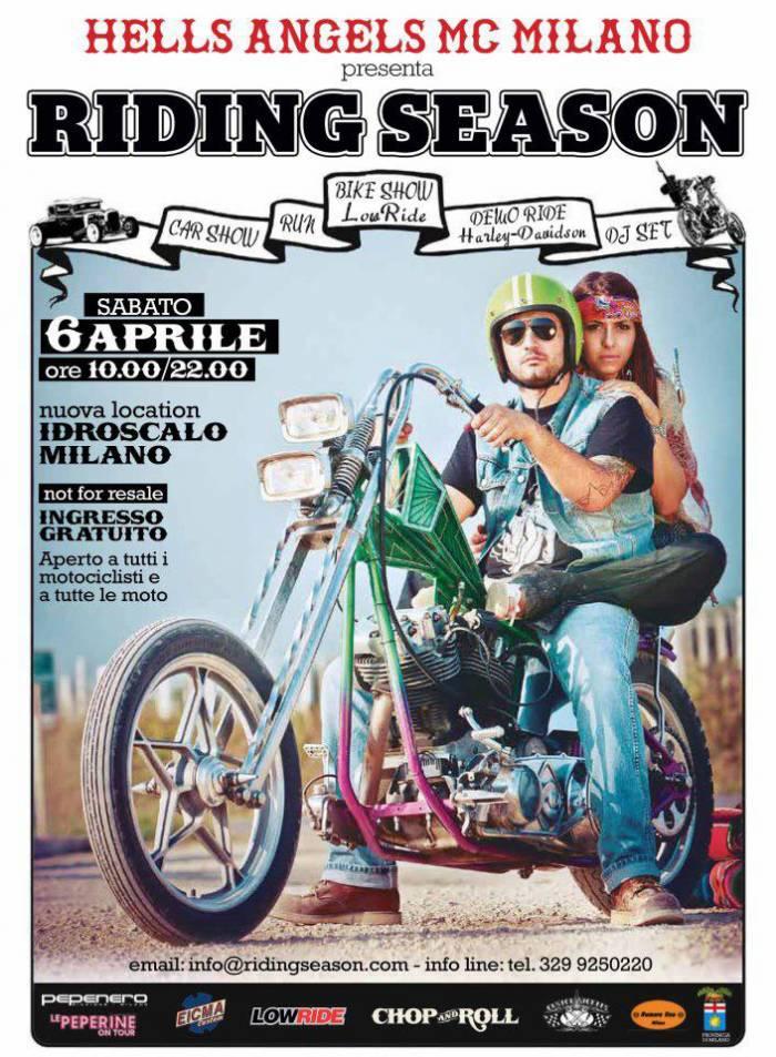 6 aprile MI - Riding Season - 22th edition Raduno28022013202341
