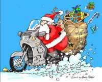 Immagini Babbo Natale In Moto.Babbo Natale In Moto 2016 Motoraduno Terlizzi Ba Dal 18