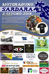 Calendario Datacol 2020.Motoraduni Giugno 2019